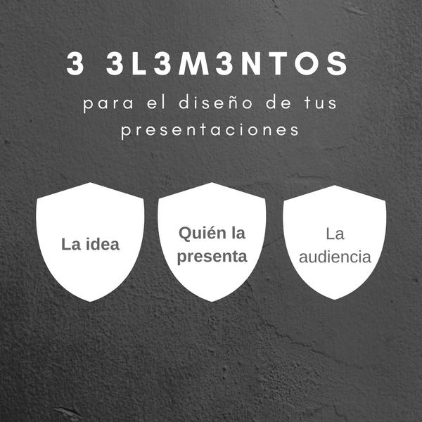 Diseño de tus presentaciones
